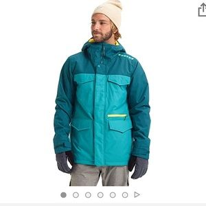 NWT Burton Covert Slim Snowboarding Jacket